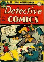Batman - Detective Comics 89