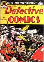 Batman - Detective Comics 90