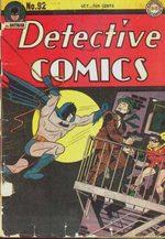 Batman - Detective Comics 92