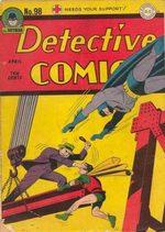 Batman - Detective Comics 98