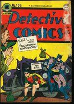 Batman - Detective Comics 105