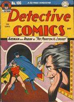 Batman - Detective Comics 106