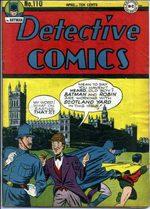 Batman - Detective Comics 110