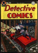 Batman - Detective Comics 111