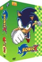 couverture, jaquette Sonic X SIMPLE  -  VF 2 2