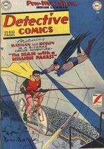 Batman - Detective Comics 166