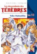 Les Descendants des Ténèbres 10 Manga