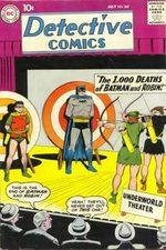 Batman - Detective Comics 269