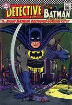 Batman - Detective Comics 362