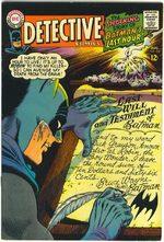 Batman - Detective Comics 366