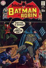 Batman - Detective Comics 390