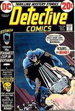 Batman - Detective Comics 428