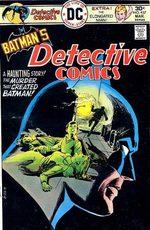 Batman - Detective Comics 457