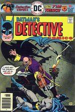 Batman - Detective Comics 460