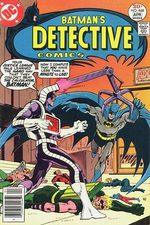 Batman - Detective Comics 468