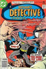 Batman - Detective Comics 471