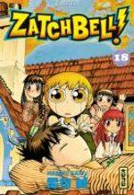 Zatch Bell 18