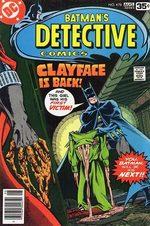 Batman - Detective Comics 478