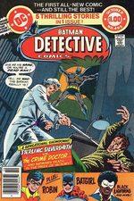 Batman - Detective Comics 495