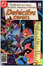 Batman - Detective Comics 500
