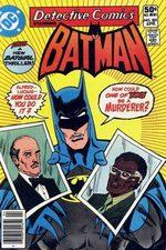 Batman - Detective Comics 501
