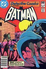 Batman - Detective Comics 502