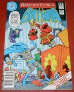 Batman - Detective Comics 504