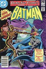 Batman - Detective Comics 506