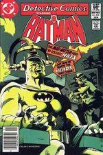 Batman - Detective Comics 510