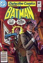 Batman - Detective Comics 516