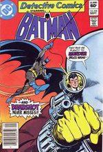 Batman - Detective Comics 518