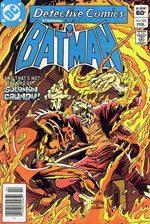 Batman - Detective Comics 523