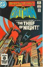Batman - Detective Comics 529