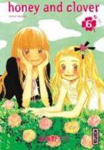 Honey & Clover 6 Manga