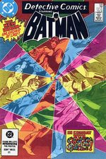 Batman - Detective Comics 535