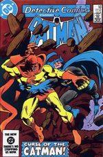 Batman - Detective Comics 538