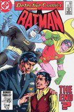Batman - Detective Comics 542