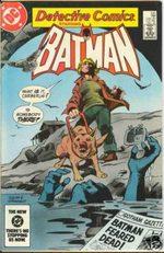 Batman - Detective Comics 545