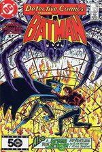 Batman - Detective Comics 550