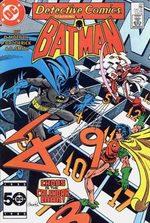 Batman - Detective Comics 551