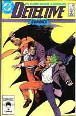 Batman - Detective Comics 581