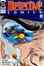 Batman - Detective Comics 611