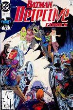 Batman - Detective Comics 614