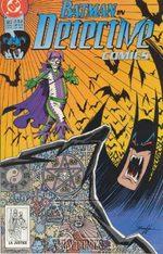 Batman - Detective Comics 617