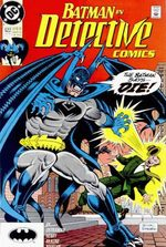 Batman - Detective Comics 622