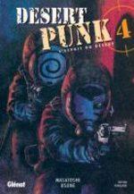 Desert Punk 4 Manga