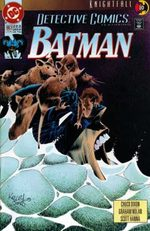 Batman - Detective Comics 663