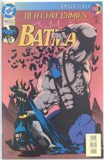 Batman - Detective Comics 664
