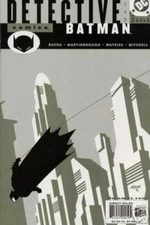 Batman - Detective Comics 745