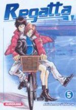 Regatta T.5 Manga